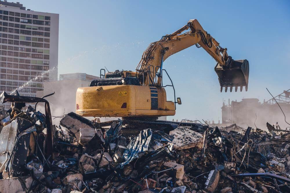 Découvrez le coût d'une démolition dans le bâtiment