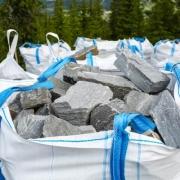 Big Bag pour l'évacuation des gravats