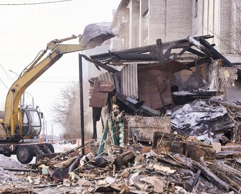 Recyclage des matériaux de démolition : le point