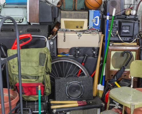 Conseils pour débarrasser une maison