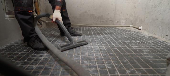 Combien prévoir pour un nettoyage de fin de chantier ?
