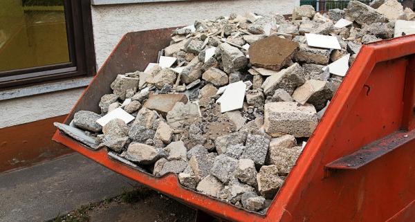 Où déposer les gravats après démolition ?